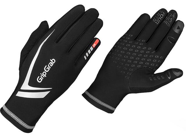 GripGrab Running Expert - Gants course à pied - noir - Boutique de ... b36248767e3